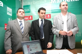 Presentación Web PSOE