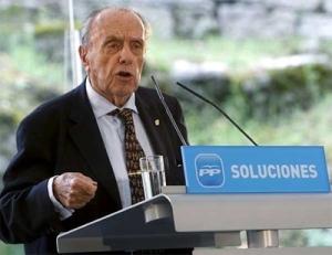 Fraga Ex ministro franquista